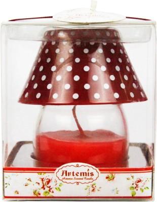 The Candle Shop Polka Dot Lamp Shade Candle