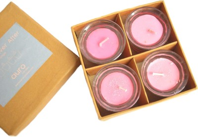 Aurocandles Be enchanted ( pink) Candle