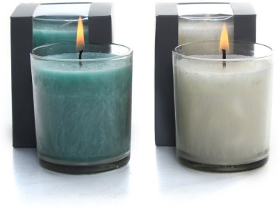 Deco Aro Aromatic Glass Candle - NCL553082 Candle