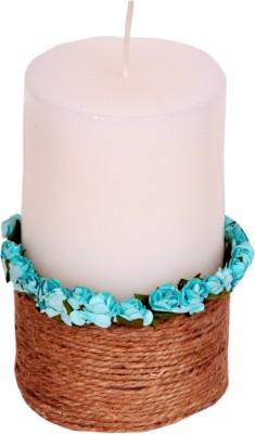 Khatte Meethe Desires Beautiful keepsake Floral Candle Candle