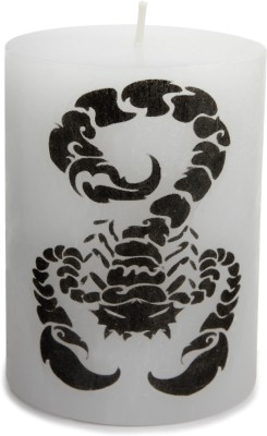 Khatte Meethe Desires Personality Pillar - Scorpio candle Candle
