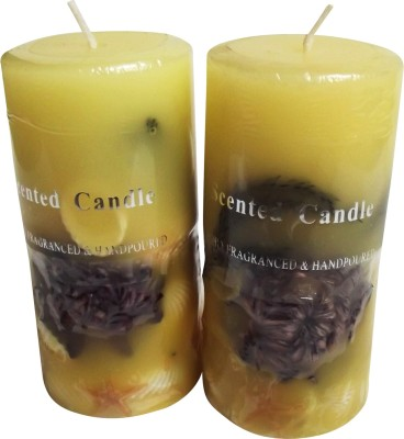 Bemoree Pillar Scented Candle