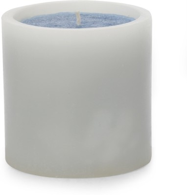 @home INDIGO OCEAN Candle(Blue, Pack of 1)