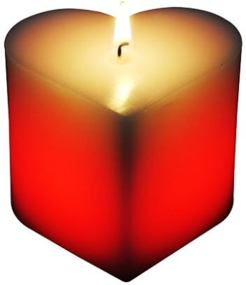 Toygully Heart Shaped Candle