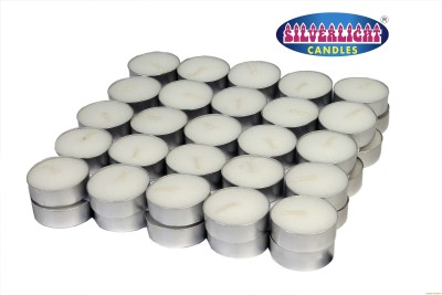 Silverlight Tealight(12 gms) Candle