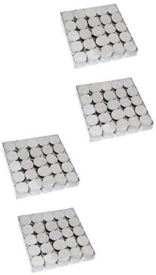 Rasmy Candles White T Lites pac of 100pcs Candle