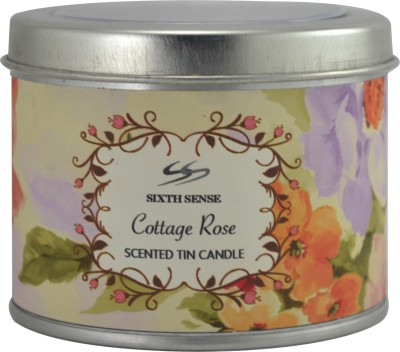 Sixthsense Tin Candle Scented Candle