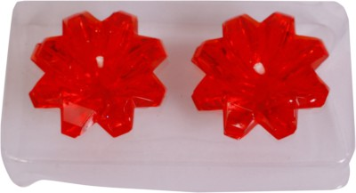 DCH Red Crystals Candle