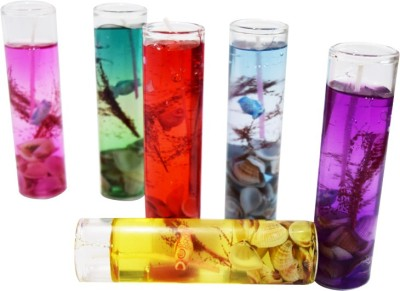 DIZIONARIO Festi Big Shot Candle Glass 11cm Multicolor Candle