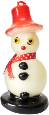 Zayn D, Snowman Candle