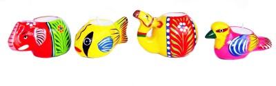 Rastogi Handicrafts Animal -Pack 130587 Candle