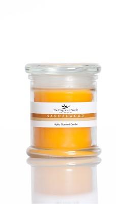 The Fragrance People Jar Sandalwod Candle