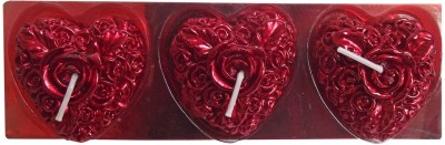 Bemoree Heart Shape Candle