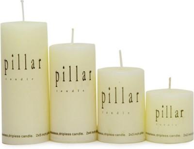 Bemoree Gift Set Scented Pillar Candle