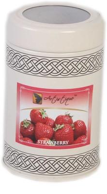 Artistique 8oz Round Tin Fragrance (Strawberry) Candle