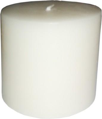 Light Jewels Pillar Candles Set Of 1 Candle