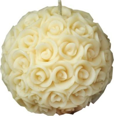 Kevins Kandles Designer Aroma Rose Ball Candle
