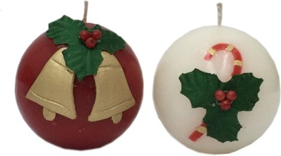 Tvish Candles Christmas-Jingle Bells Candle