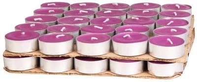 Toygully Tea Light Purple Candle