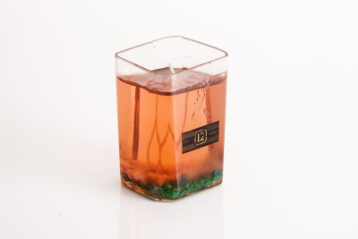Green the Gap Johny walker-Orange Candle