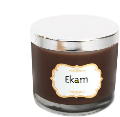 Ekam More Mahogany 4 Oz Murphy Cup Scented Candle