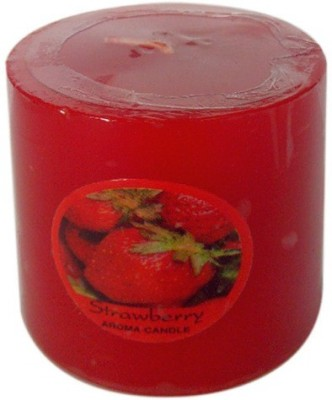 Toygully Strawberry Candle