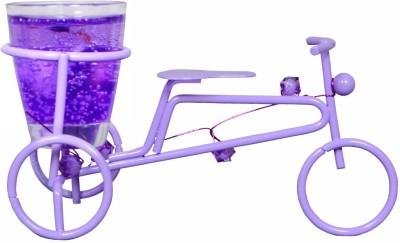 My Art Beautiful Purple Cycle Gel Candle