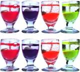 Luxantra 8 Aromatic Glass Gel (Rose, Ora...