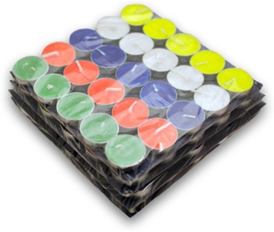 Yes No Tea Light Candles-(100 Pieces) Candle