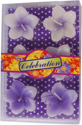 DCH Floating Scented Flowers Candle