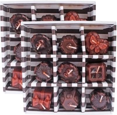 PeepalComm Gift Pack of Chocolate Candle