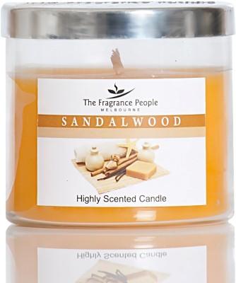 The Fragrance People Medium Jar Sandalwood Candle