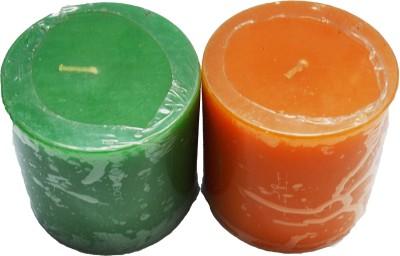 Anokhi Ada Combo pack of Pillar Candle