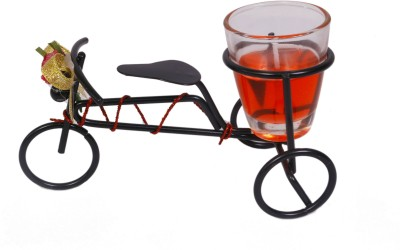 Divsam Cycle Ricksha Glorius Decorative Bougie Candle