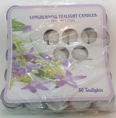Deve Herbes Tea Light Smokeless Candle