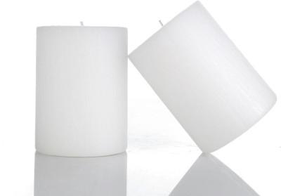 Fragrance World India Pillar Candle