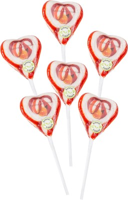 Kandeefactory Starz Creme Orange Lollipop