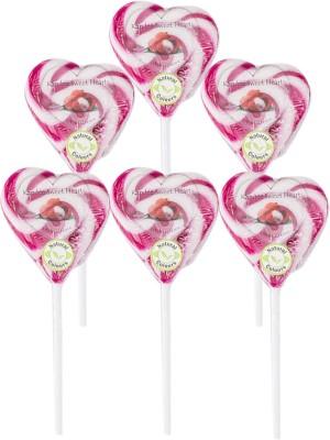 Kandee Starz -Crème Lychee Lollipop