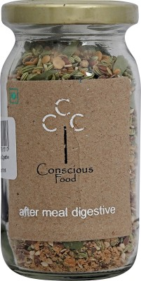 Conscious Food After Meal Digestive Peppermint Mouth Freshener(Pack of 1)