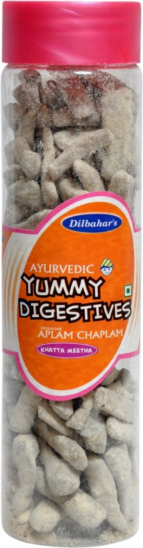 dilbahar Aplam Chaplam (pack of 2) Mango Mouth Freshener(Pack of 2)
