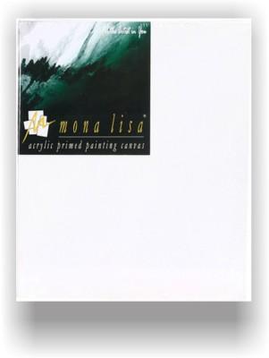 Mona Lisa CB Polycotton Fine Grain Canvas Board (Set of 3)(White)