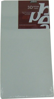 Pebeo Cotton Medium Grain Stretched Canvas (Set of 1)