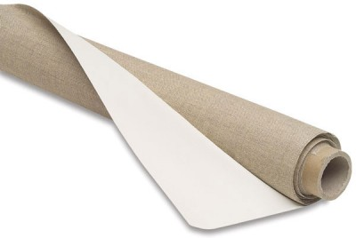 Brustro Italian Polycotton Medium Grain Canvas Roll