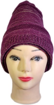 Mantra Solid Woollen Cap Cap