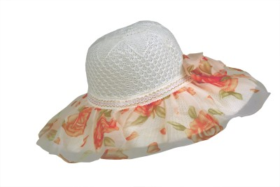 The Beach Company Floral Print Beach hat Cap