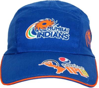 Merchant Eshop IPL Mumbai Indians Printed Sports Cap