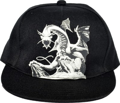 Welwear Printed Hip Hop Cap