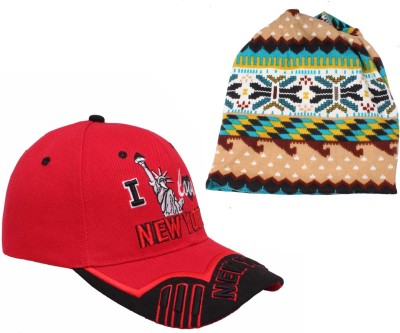 Sushito Baseball With Woolen Cap