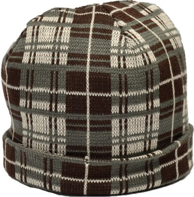 Welwear Checkered Skull Cap