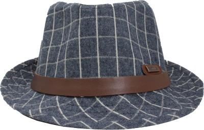 InnovationTheStore Checkered Fedora Hat Cap